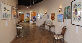 Petrified Wood Art Gallery