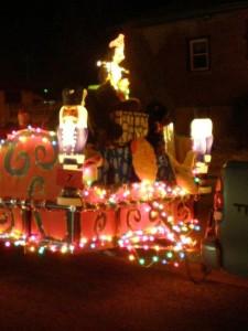 Ogallala Parade of Lights