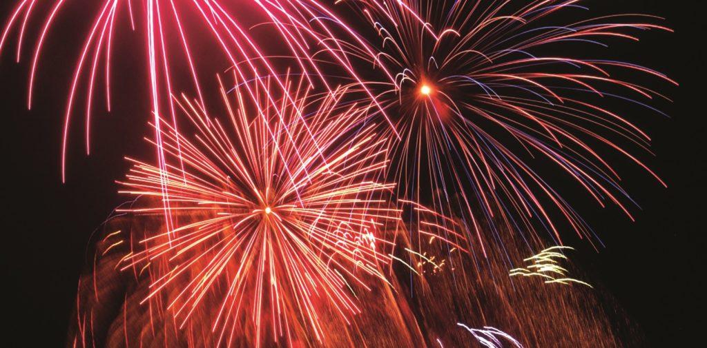 july 4 fireworks display lake mcconaughy
