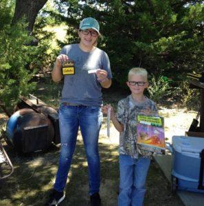 Big Mac Bowhunters Fun Shoot for Young Archers