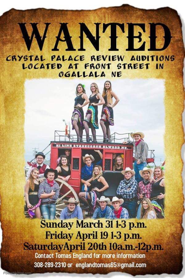Front Street Crystal Palace Review Auditions