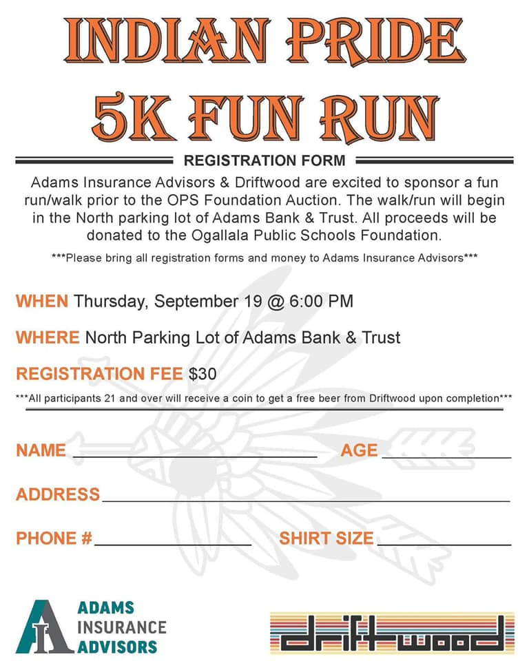 Indian Pride 5K Fun Run