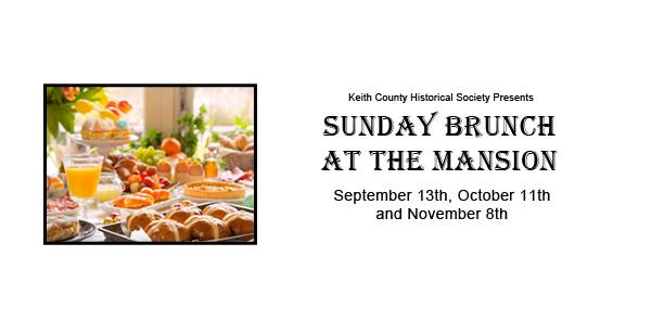 Sunday Brunch at the Mansion
