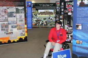 Flights of Honor Exhibit in Brule, NE