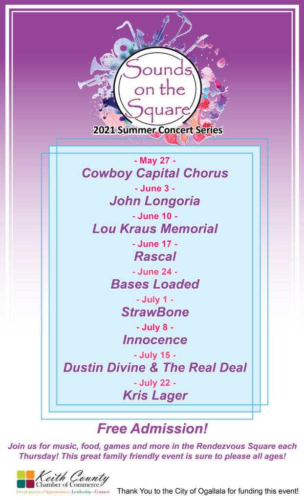 Sounds on the Square 2021