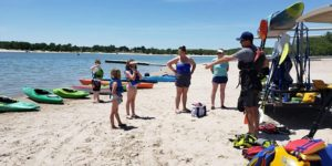 Essentials of Kayaking Class - Lake McConaughy