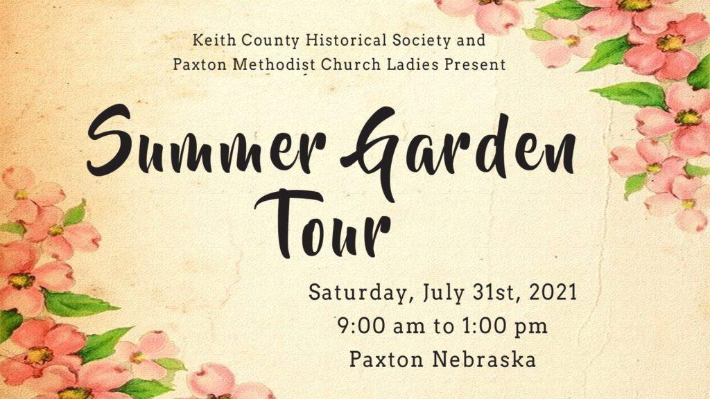Paxton Summer Garden Tour